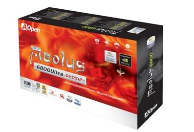 AOpen Aeolus 6800 Ultra DVD512