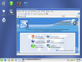 SuSE Linux 9.3
