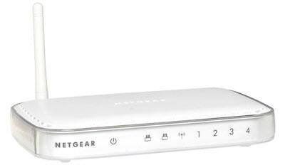 Netgear WGPS606