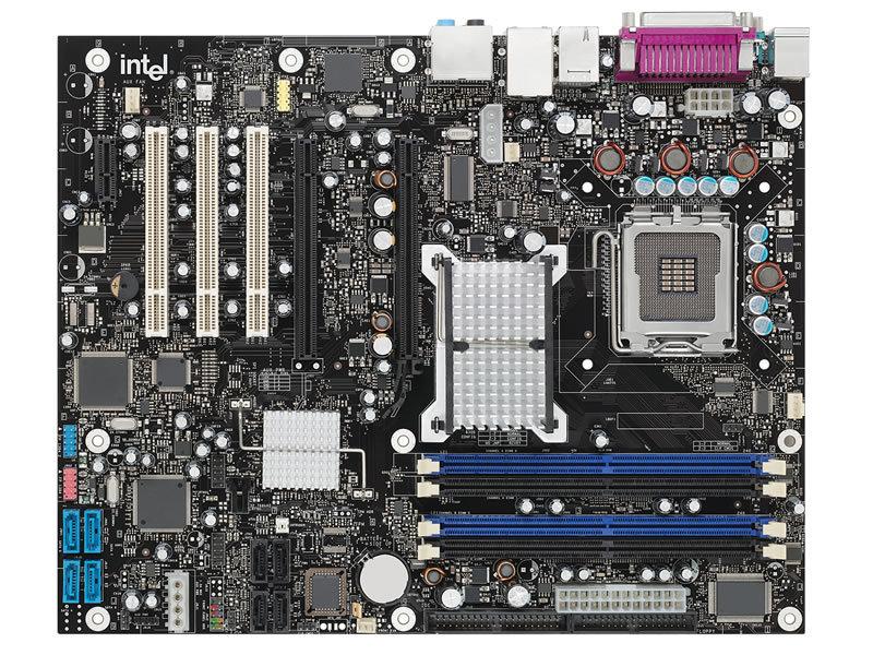 Intel D955XBK Mainboard