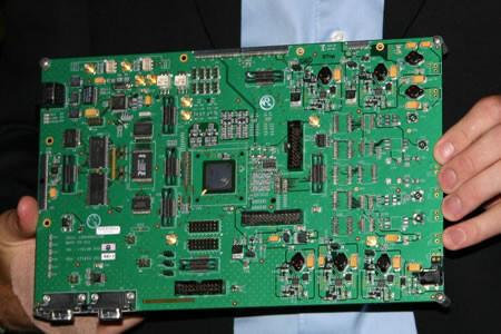 Intels Rosedale Entwickluns-Plattform