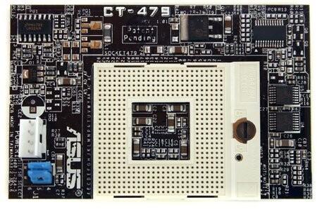 Asus CT-479 Pentium M-Adapter