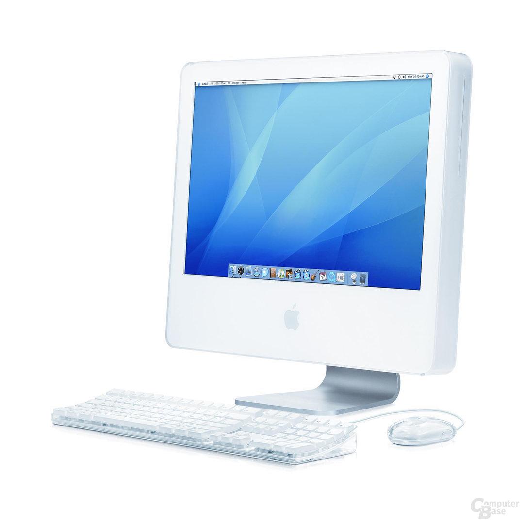 Vorderansicht iMac
