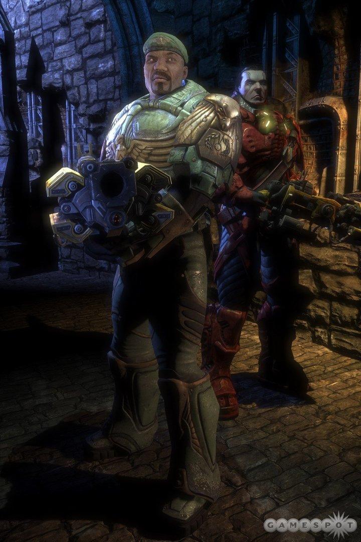 Unreal Tournament 2007   Quelle: Gamespot.com