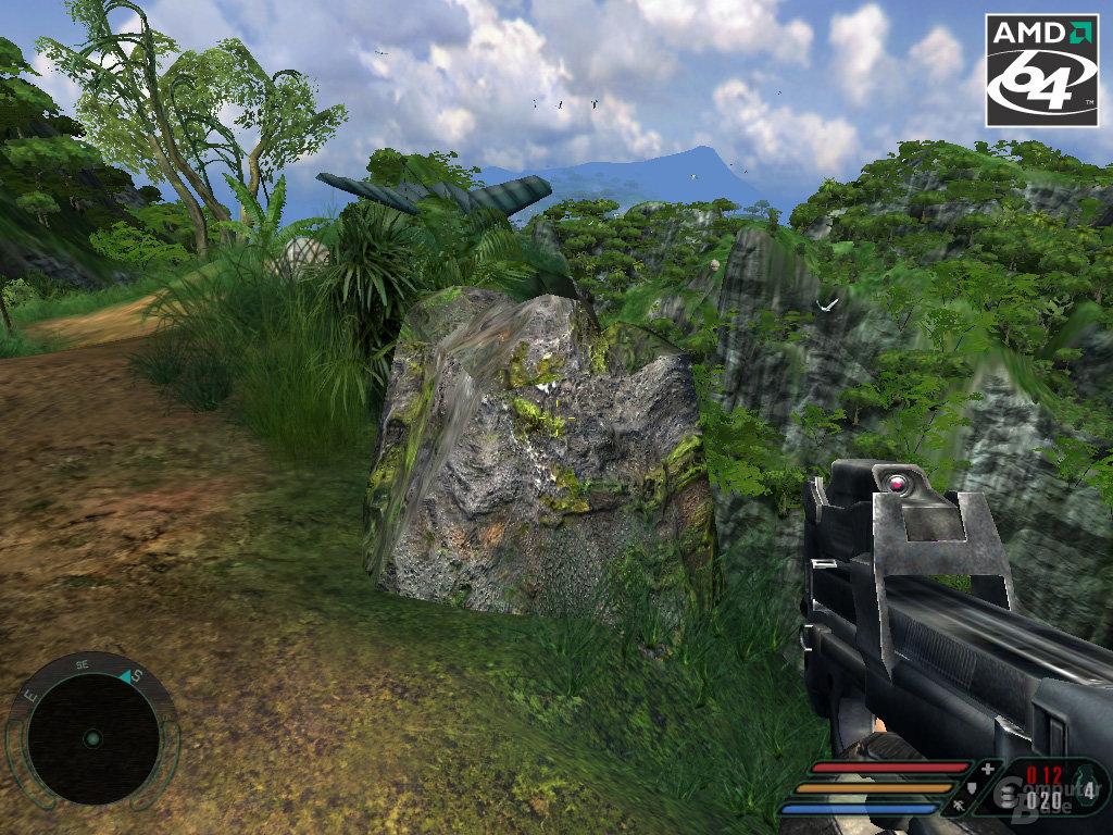 Far Cry 64 Bitl - Rock