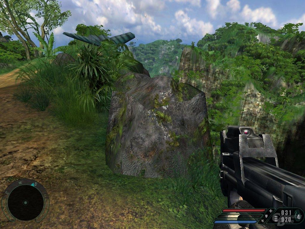 Far Cry 32 Bit - Rock