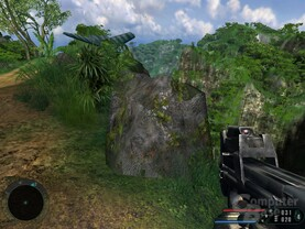 Far Cry 32 Bit - Rock