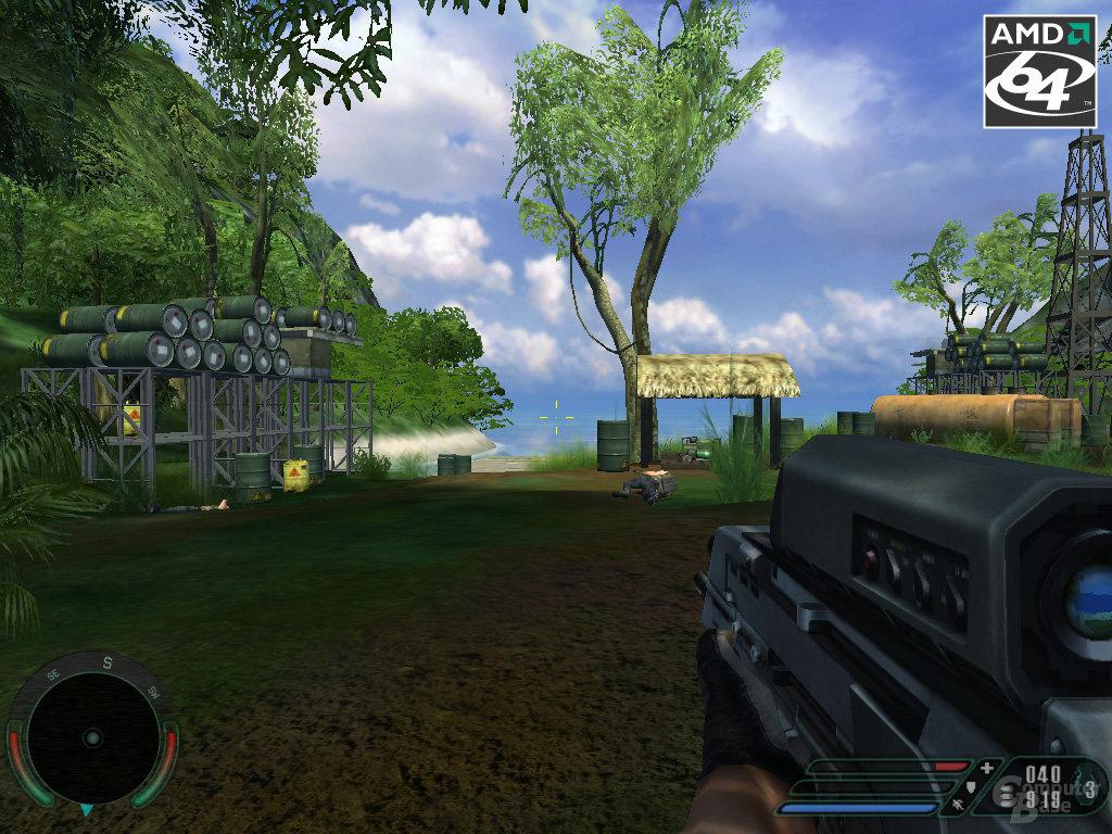 l-Barrels64 - verbesserte Explosionen