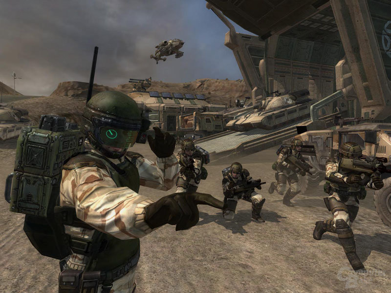 Quake Wars (1)