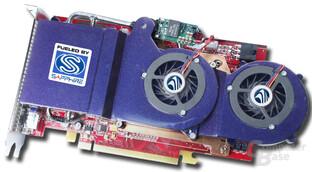 Sapphire X850XT PE mit Flüssigmetallkühlung