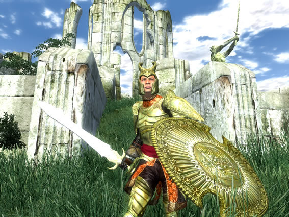 Elder Scrolls IV