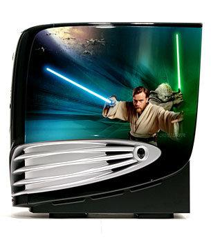 Alienware Aurora: Star Wars Edition - Light Side