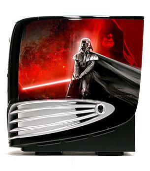 Alienware Aurora: Star Wars Edition - Dark Side