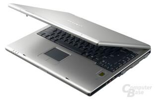 Samsung P40-Serie schräg