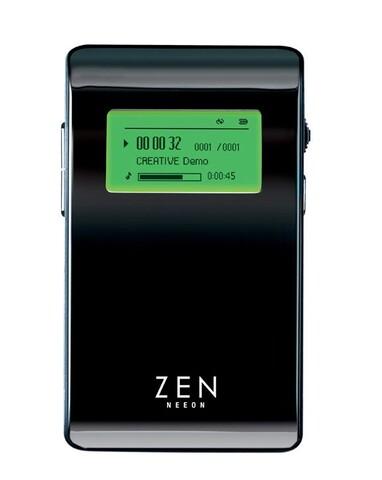 Creative Zen Neeon