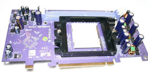 Adapter für den Sockel 939