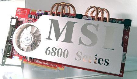 MSI NX6800Ultra Dual