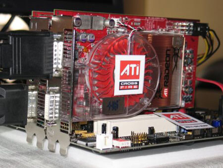 HIS Radeon X850 CrossFire-Eition