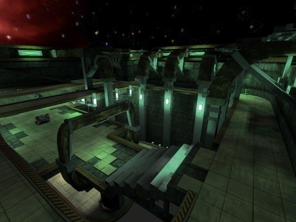 Nexuiz Screenshot 4