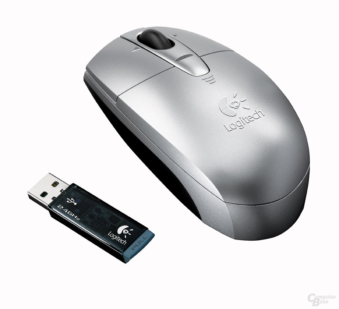 Logitech V200 Cordless Notebook Mouse