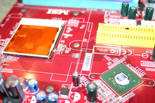 MSI CPU-Sockel