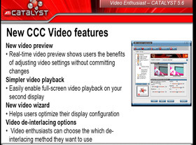 Neue Video-Features