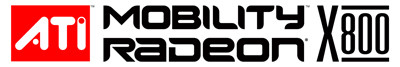 ATi Mobility Radeon X800 XT