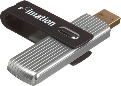 Imation: USB-Stick mit 4 GByte