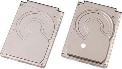 Toshiba 1,8 Zoll Festplatten MK3006GAL und MK6006GAH