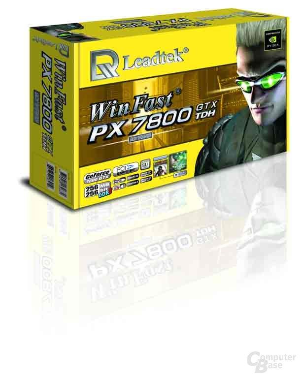 Leadtek PX7800 GTX TDH