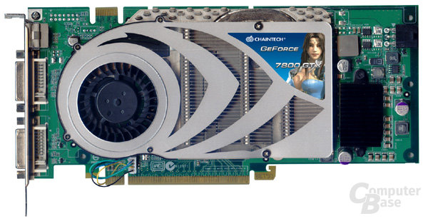 Chaintech GeForce 7800 GTX
