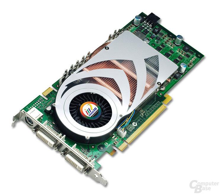 Inno3D GeForce 7800 GTX