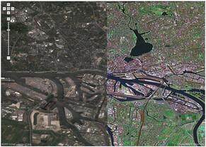Hansestadt Hamburg - unterschiedliche Qualität