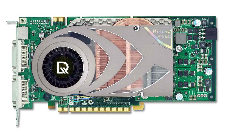 Leadtek WinFast PX7800 GTX