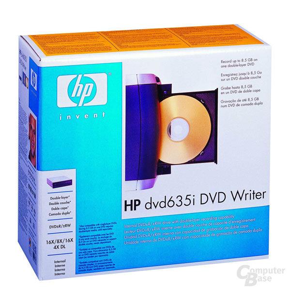 HP DVD635i