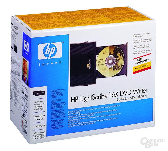HP DVD640e