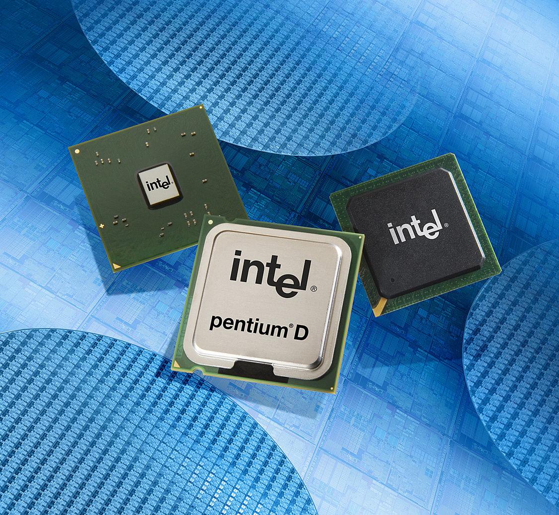 Der Pentium D und der E7230-Chipsatz