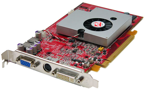 ATi Radeon X800 GT
