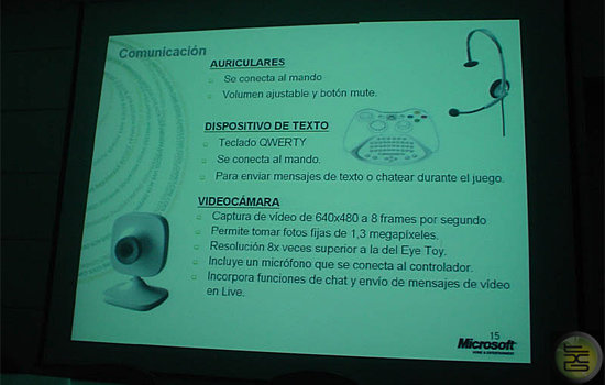 Xbox 360 Chat-Zubehör