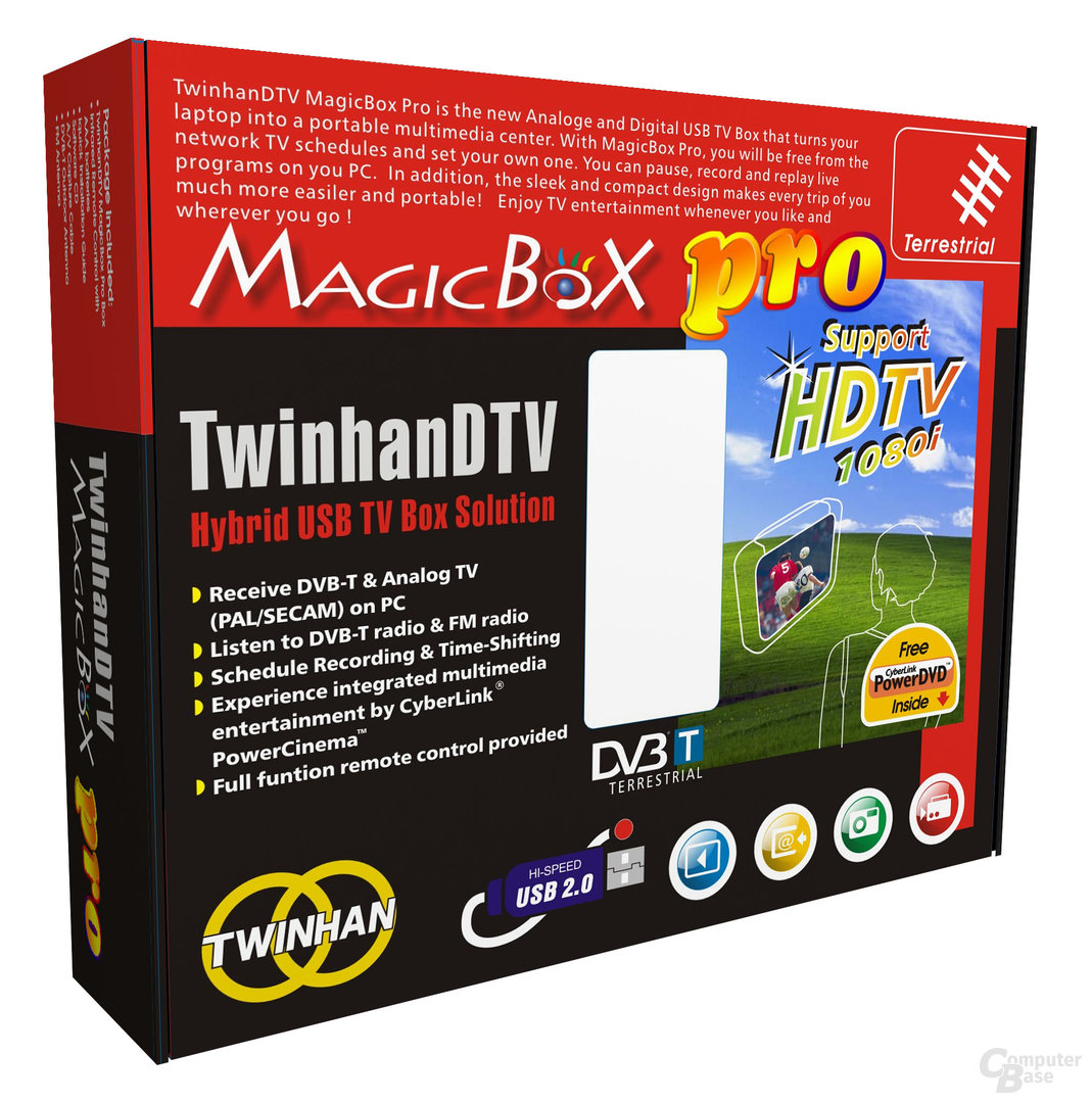 TwinHan MagicBox Pro
