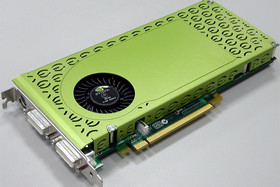 e-GeForce 7800 GTX KO Front