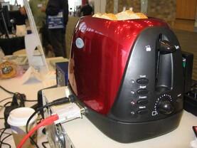 Toaster mit NetBSD