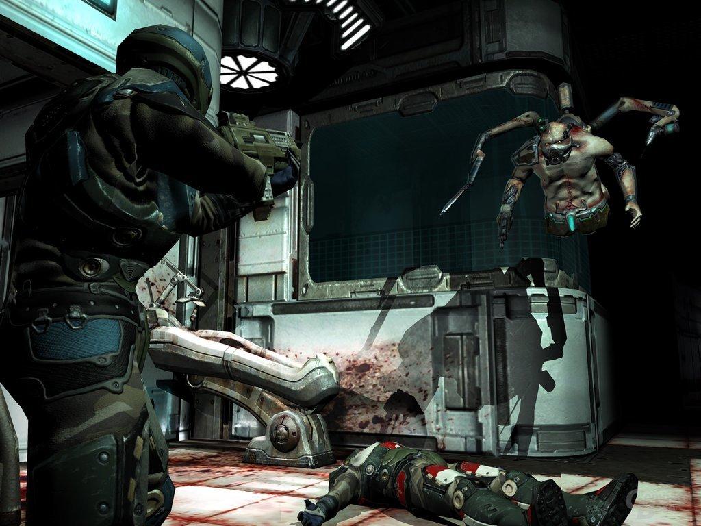Quake IV Screenshot #1