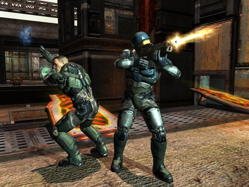 Quake IV Screenshot #6