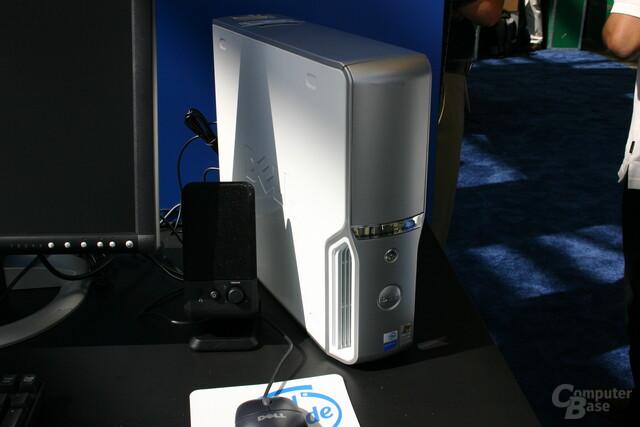 Bridgecreek Concept-PC 2006 mit Virtualisierungs-Technologie