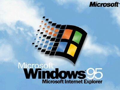 Windows 95 - Logo