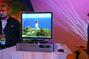 "IDF 2005: Intel präsentiert ""VIIV"""