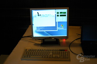 Dual-Core Turion 64 Demo