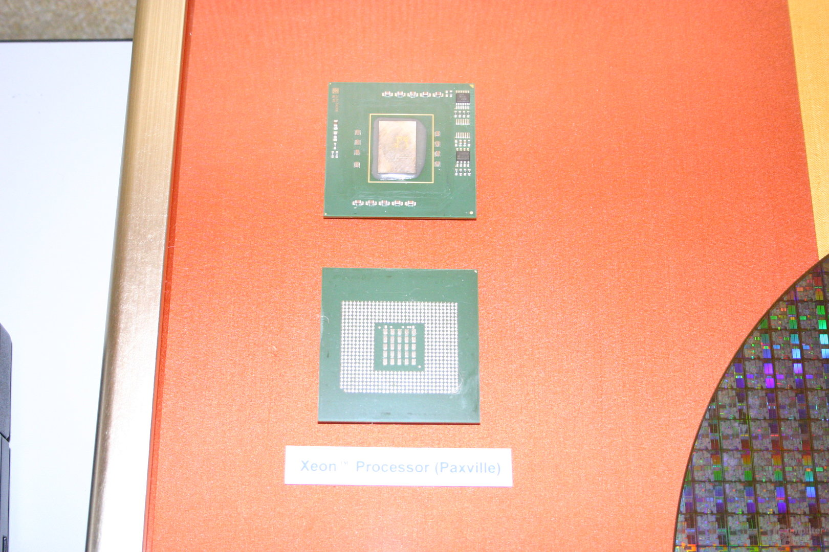 90 nm Intel Xeon Paxville