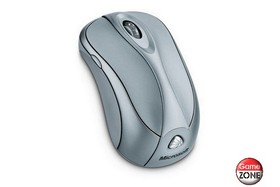 Wireless Notebook Laser Mouse 6000